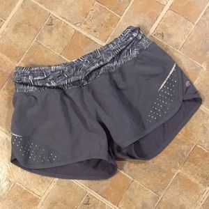 Champion athletic shorts size women's extra small
